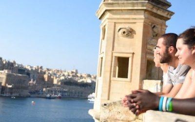 Vacanza Studio a Valletta, Malta